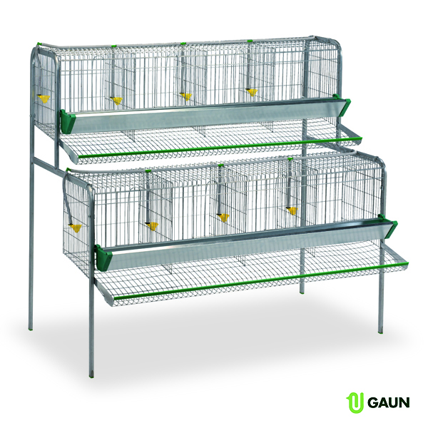 BATTERY LAYING HENS 8 COMP. EXTENSION